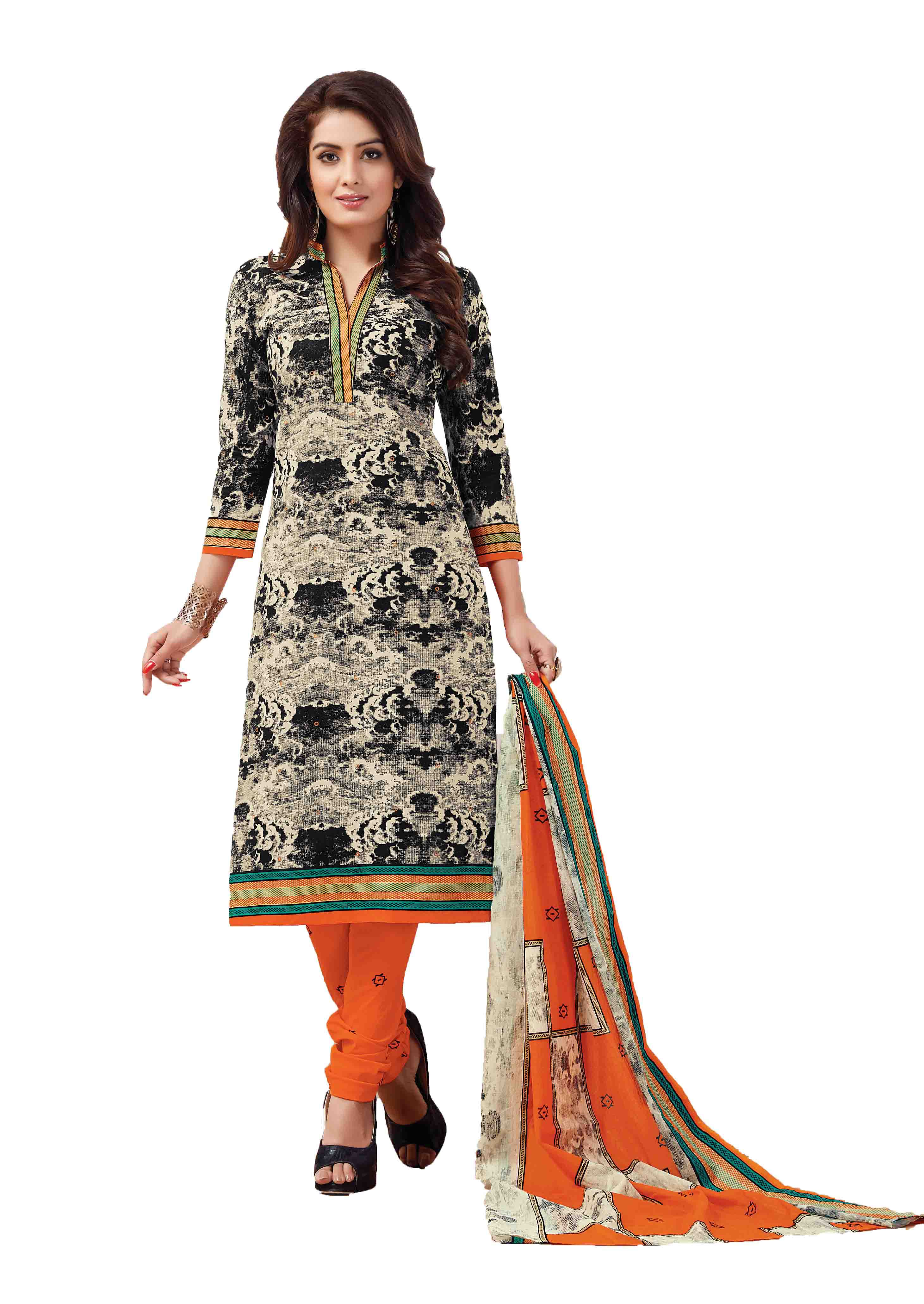 15b01e75cadd Buy Mfc Pure Cotton Printed Dress Material Online