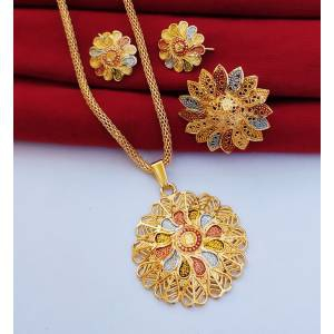 Pendent Set With ...