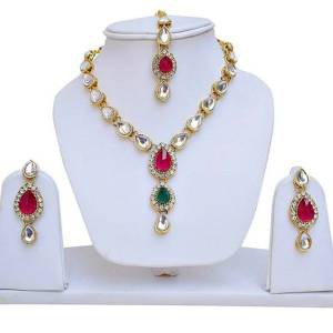 Kundan Necklace ...