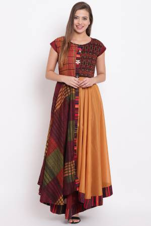 c27cc2a4e56 Cotton Gown - Buy Cotton Gowns Online in India at Craftsvilla