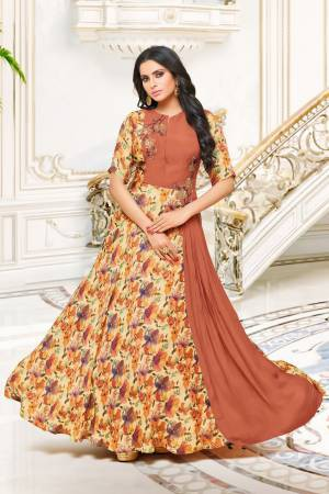 edaf43807c4d6 Gowns Online - Buy Designer Gown, Stylish Gown For Women at Craftsvilla