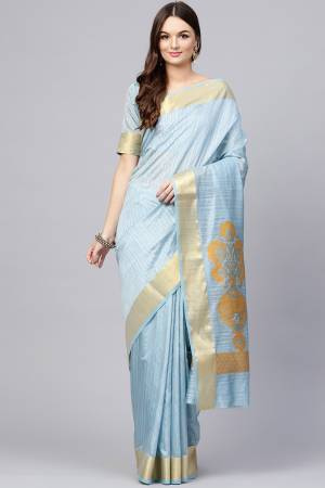 Light Blue Silk ...