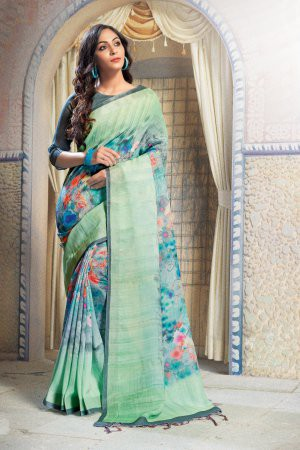 7173179d8ac40c Party Wear Saree - Shop for Party Wear Sarees Online |Craftsvilla