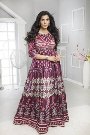 11108b31a80 Indo Western Dresses - Buy Indo Western Dress Online at Craftsvilla