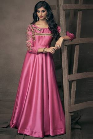 277541a1d09 Satin Gown - Buy Satin Gowns Online in India