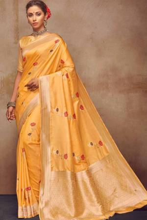 Yellow Silk ...