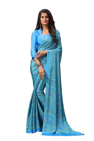 214c94785731a Blue Sarees - Buy Latest Blue Sarees Online at Craftsvilla