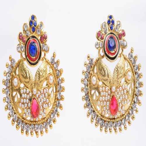 d8c378615d Buy Online Gold Plated Drop Earings For Women Fashion Jewellery , Best  Quality Imitation Jewellery ,