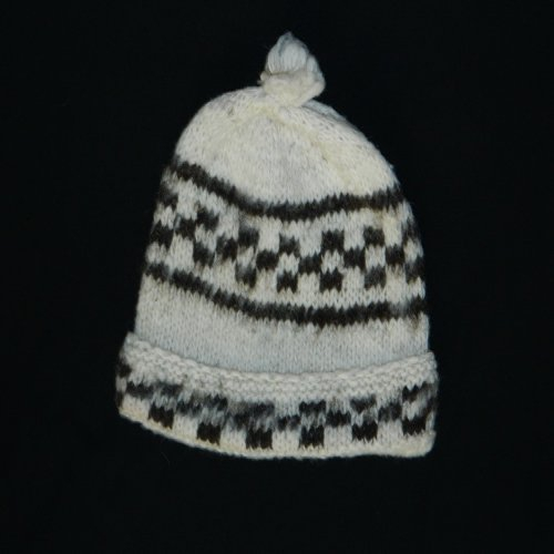 Buy 100% Pure Sheep Wool Cap Winter Wear Off White Color Real Natural Very  Warm Gift Indian Handicraft Handmade Ladies Women Girls Men Boys Online  09c236a782f