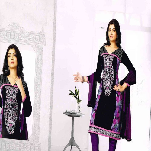 66435ebc50 Buy Embroidery Designs Dress - Online Shopping For Dress Material By Sh Fashion  Online | Craftsvilla