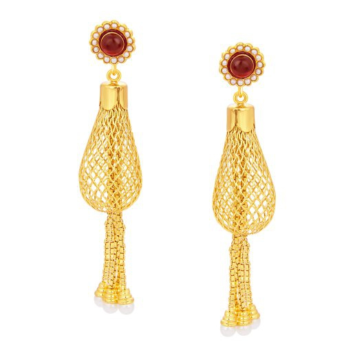 Craftsvilla Trendy Gold Plated Earring