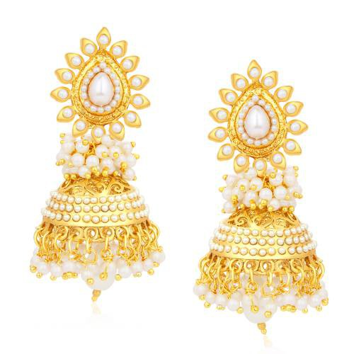 Craftsvilla Incredible Gold Plated Earring